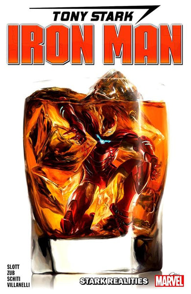 TONY STARK - IRON MAN VOL 2 : STARK REALITIES TPB