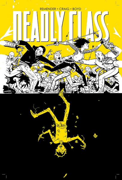 Deadly Class Volume 4 : Die for Me Tpb