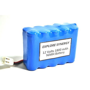 Batteries 12V 1800Mah