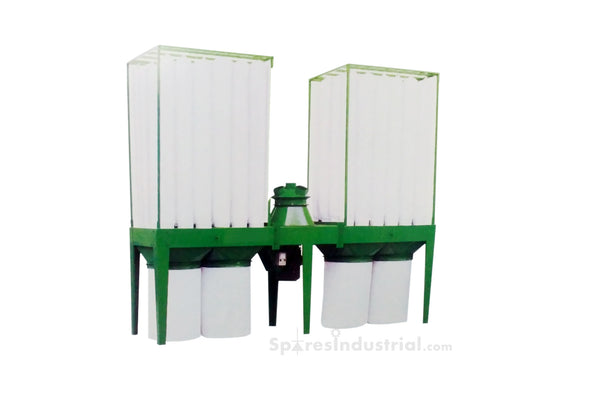 15-HP Centralized Dust Collector