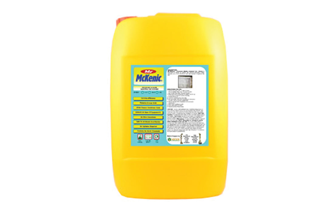 Processed Alkaline Industrial Coil Cleaner