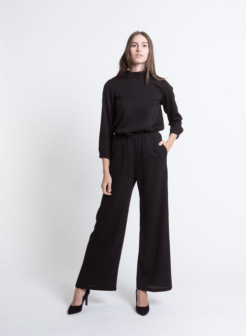 VIVIANNE WOOL PANTS