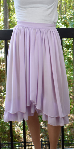 Moonlight Trance Lilac Skirt