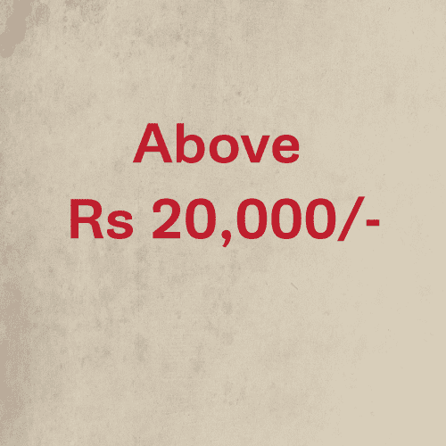 Price Rs.20,000 & Above