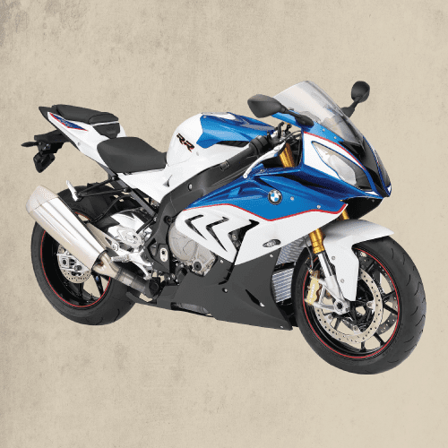 BMW S1000RR (2019 onward)
