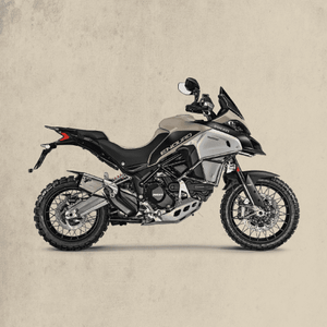 Ducati Multistrada Enduro (2019 onward)
