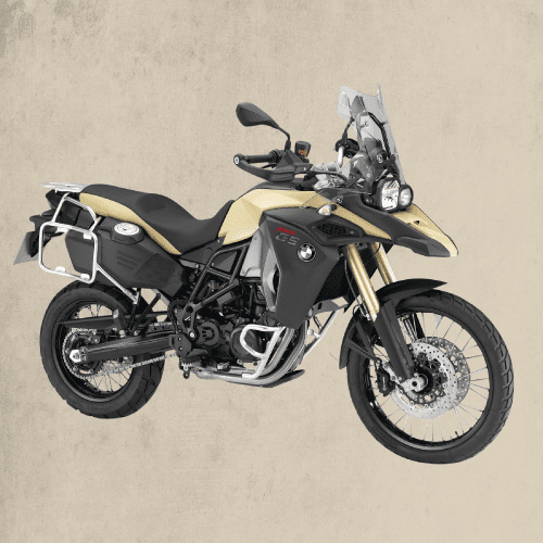 BMW F800GS Adventure (2013 onward)