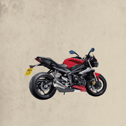 Triumph Street Triple 765 (2018 onward)