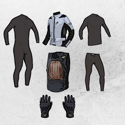 Apparel - Riding Trouser