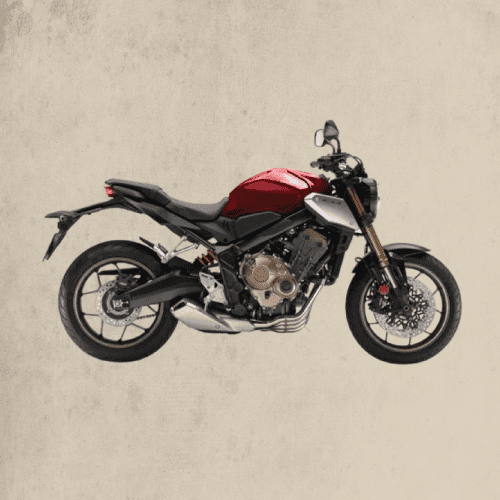 Honda CB 650R (2019 onward)