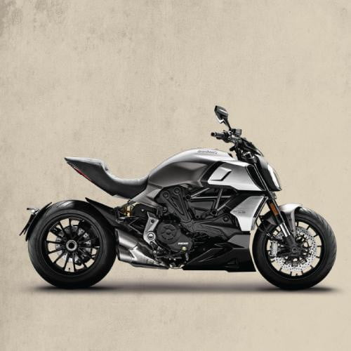 Ducati Diavel 1260/S (2019 onward)