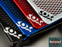 Ducati 1098/ 1198/ R/ S Protection - Radiator Guard & Oil Cooler Guard