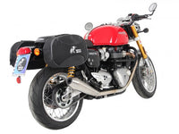 Triumph Thruxton 1200 Sidecases Carrier - C-Bow