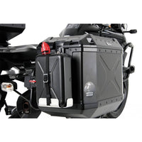 Sidecases 40 Alu Xplorer Black - Piece