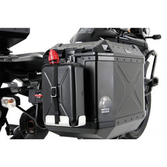 Sidecases 30 Alu Xplorer Black - Piece