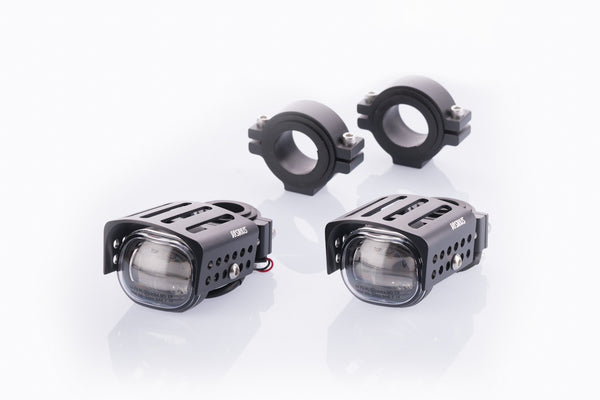 Aux LED Light - Fog lights Flooter.