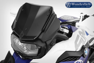 "BMW F 750 / 850 GS Screen - Windscreen ""FlowJet"""