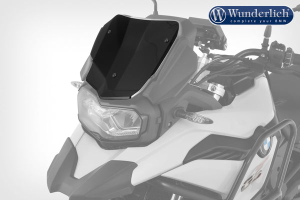 BMW F 750 / 850 GS Screen - Windscreen