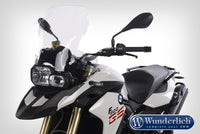 BMW F650GS + F800 Screen - Touring