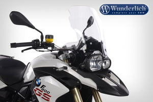 BMW F650GS + F800 Screen - Touring.