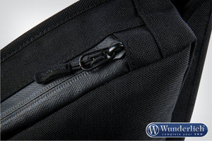 "BMW R1200GS Luggage - Top ""Bag Packer III"" (Black) - Motousher"