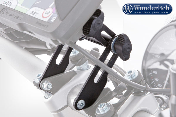 BMW Motorrad Accessories - Adjustable Navigation Holder.