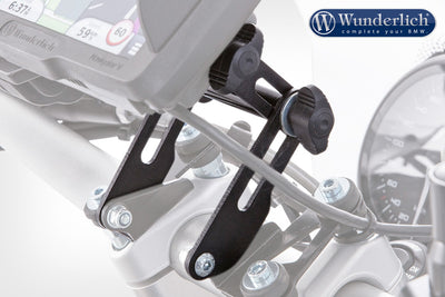 BMW Motorrad Accessories - Adjustable Navigation Holder