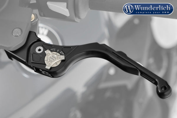 BMW K1600 GT Ergonomics - Clutch Lever