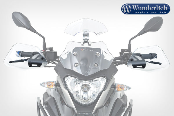 BMW G 310 GS  Protection - Hand Guards.