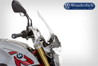 BMW R1200R Screens - Touring