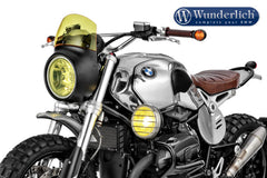 BMW R NineT Screens - Vintage Screen (H:120mm)