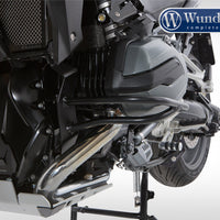 "BMW R1200GS Protection - Engine Crash Bar ""Sports Style"" (Black) - Motousher"