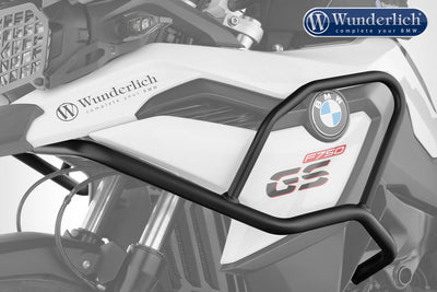 "BMW F750GS Protection - ""ADVENTURE"" Tank Guard (Black)"