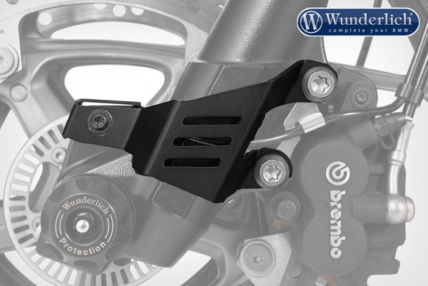 BMW F 750 GS Protection - ABS Sensor Guard.
