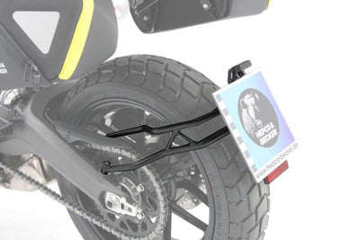 Ducati Scrambler 800 (2019-) License plate holder