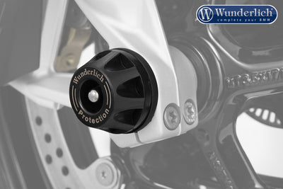 "BMW R1250R Protection - ""Doubleshock"" Slider Axle (Front)"