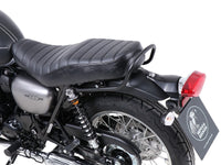 Kawasaki W800 Street/Cafe Ergonomics - Pillion Grab Railing