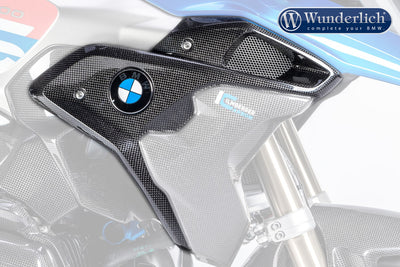 BMW R1200GS Styling - Air Vent Tube (Carbon)