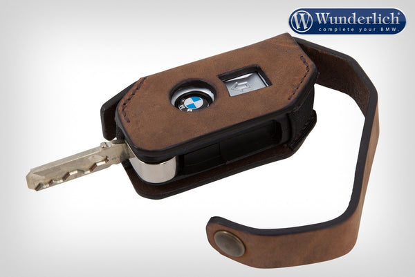 BMW Motorrad Styling - Key Pouch Brown Leather - Motousher