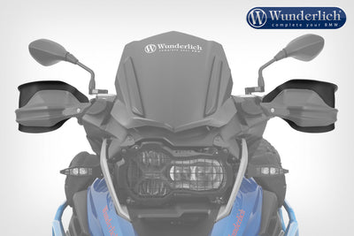 Wunderlich Hand Guard Extension- Ergonomics