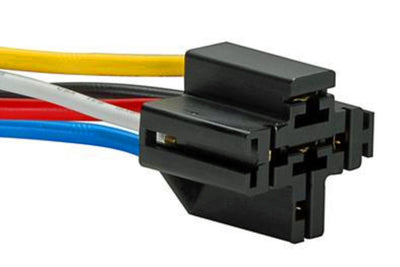 5-Pin Relay Socket