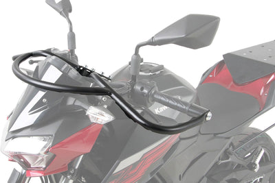 Kawasaki Z 400 Protection - Front Handle Bar Protection