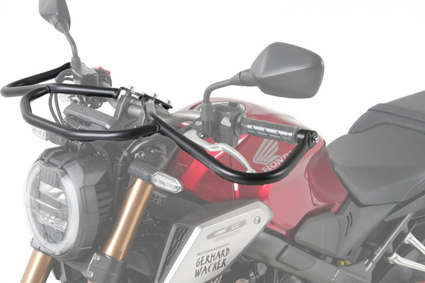 Honda CB 650R Protection - Handle Bar Guard.