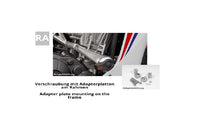 Honda CBR 650F Protection - Frame Sliders