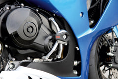 Kawasaki Versys 650 Protection - Frame Sliders