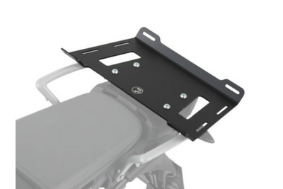 "Universal Rear Rack - Enlargement ""Standard"" (Silver/Black)"