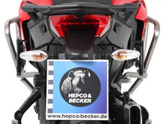 "Ducati Multistrada 950 Carrier - Sidecases ""C-Bow"""