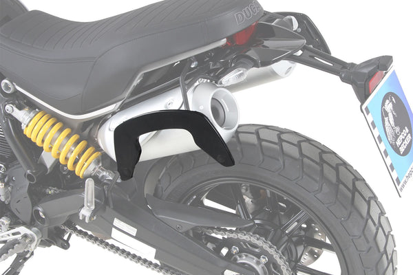 Ducati Scrambler 1100 (2018-) C-Bow Soft Bag Carrier - Motousher