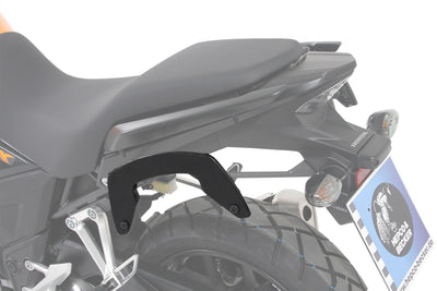 Honda CB 500X Sidecases Carrier - C-Bow