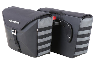 Sidecases XTravel (C-BOW CARRIER) - PAIR